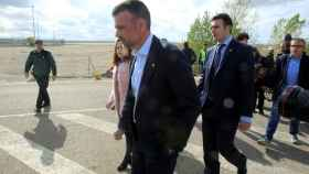 El exconseller de Empresa de la Generalitat Santi Vila ha abandonado hoy la cárcel madrileña de Estremera.