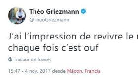 Theo Griezmann.