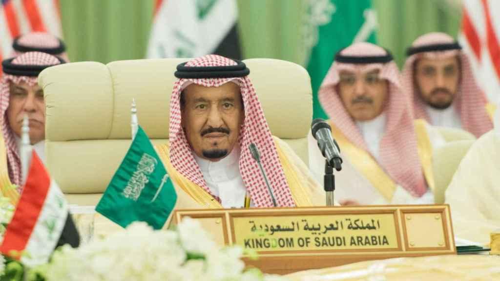 El rey saudí Salman bin Abdulaziz. Foto: Reuters