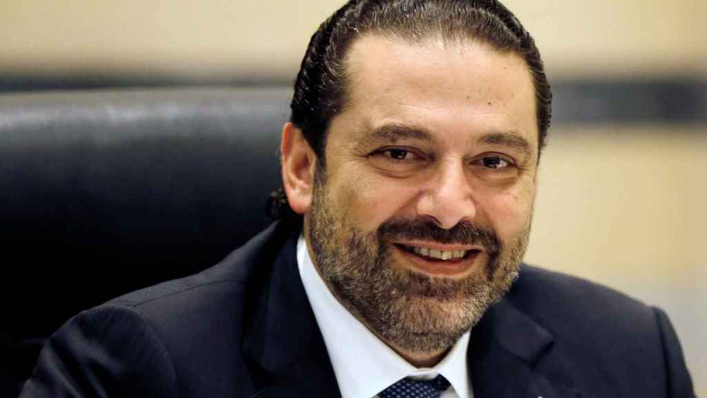 Saad Hariri, en una imagen de archivo