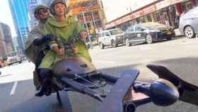 Estas motos voladoras de Star Wars son el mejor disfraz de Halloween