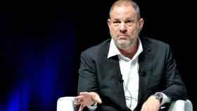 Una foto de archivo de Harvey Weinstein.