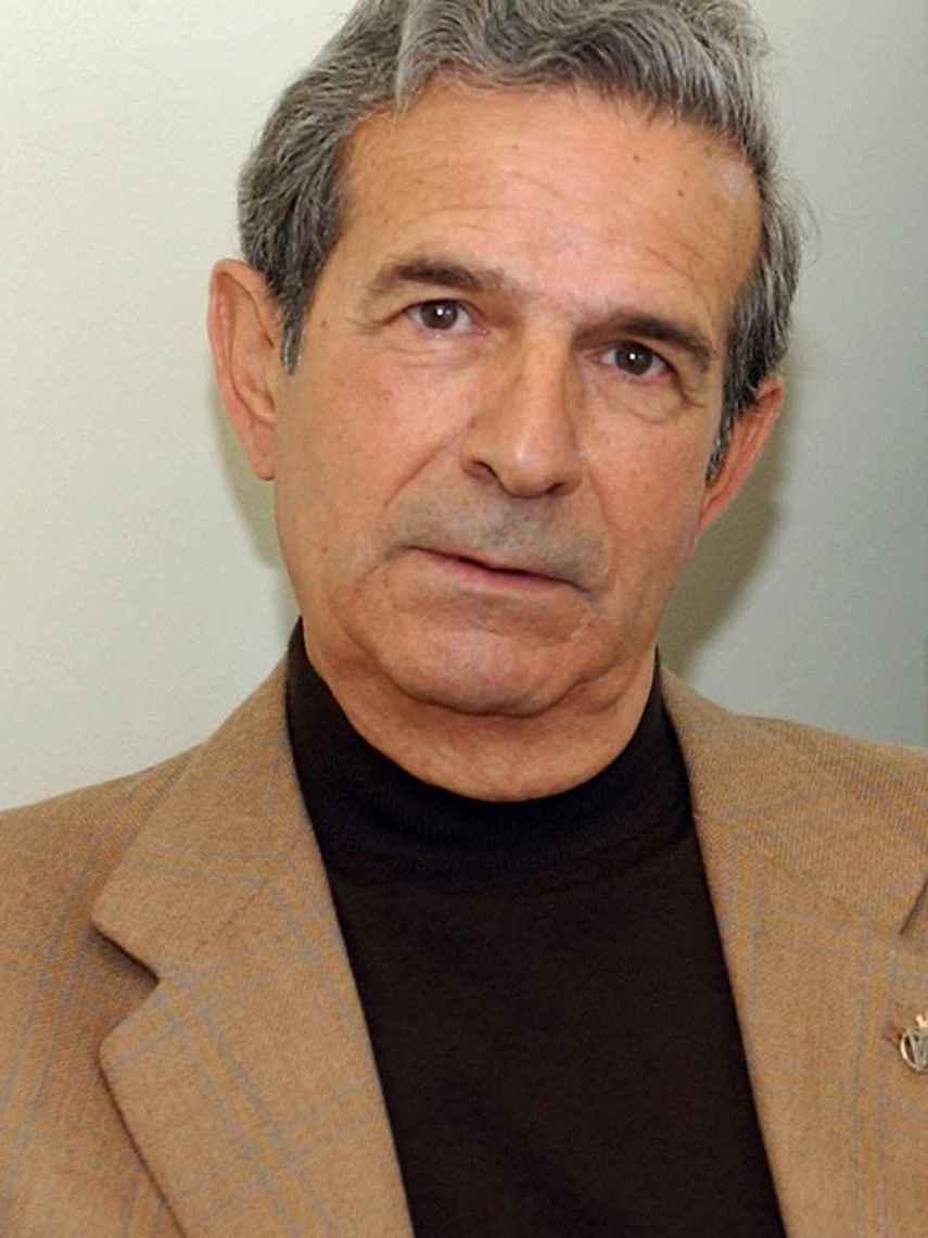 Feliciano Rivilla en una imagen de 2004.