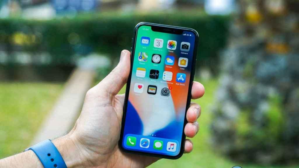 iPhone X pantalla-1