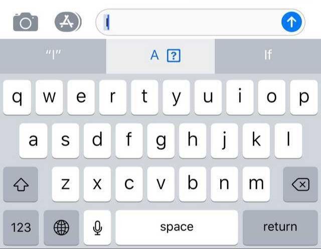 apple iphone ios 11 1 error bug vocal i