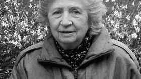 La conservadora Carmen Añón Feliu.