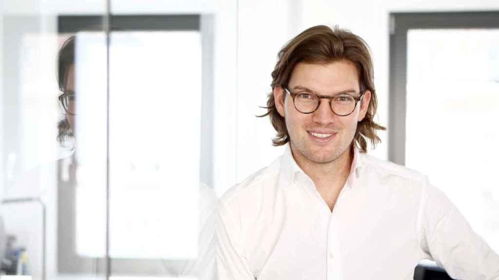 Valentin Stalf, fundador y CEO de N26.