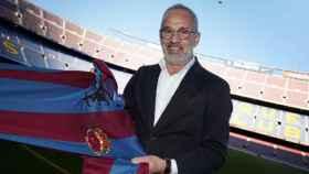 Julio Alberto, exjugador del FC Barcelona.