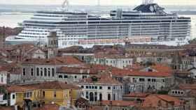 El restaurante está situado en pleno corazón de Venecia