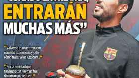 Portada Sport (08/11/17)