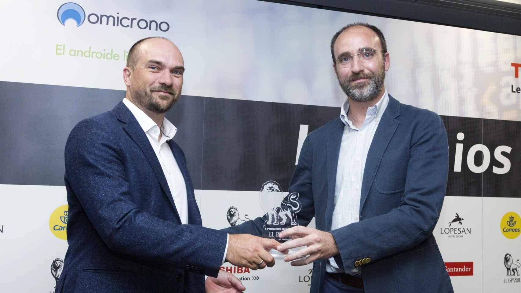 I Premios Digitales EL ESPAÑOL: proyectos galardonados
