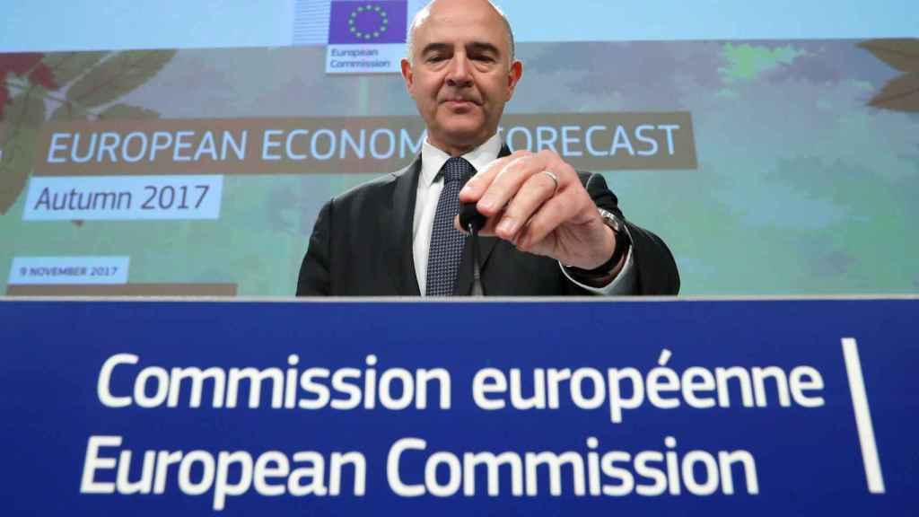 Moscovici cree que la recuperación ha pasado a una nueva fase