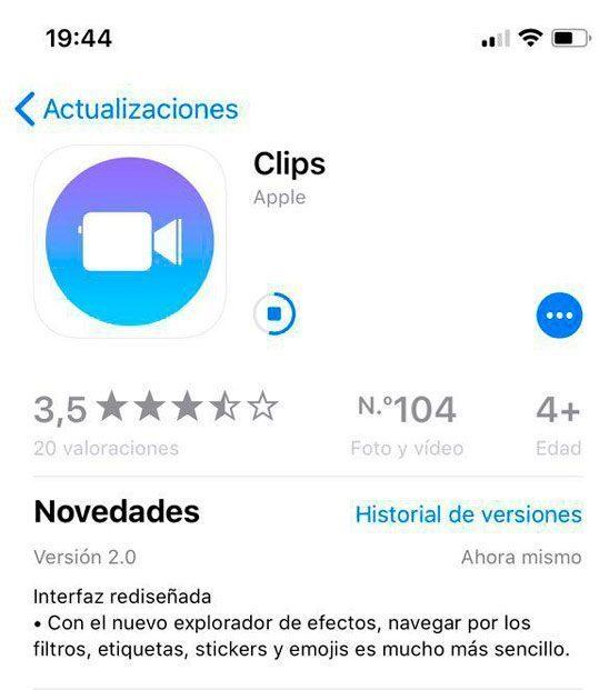 actualizacion-clips-ios-apple