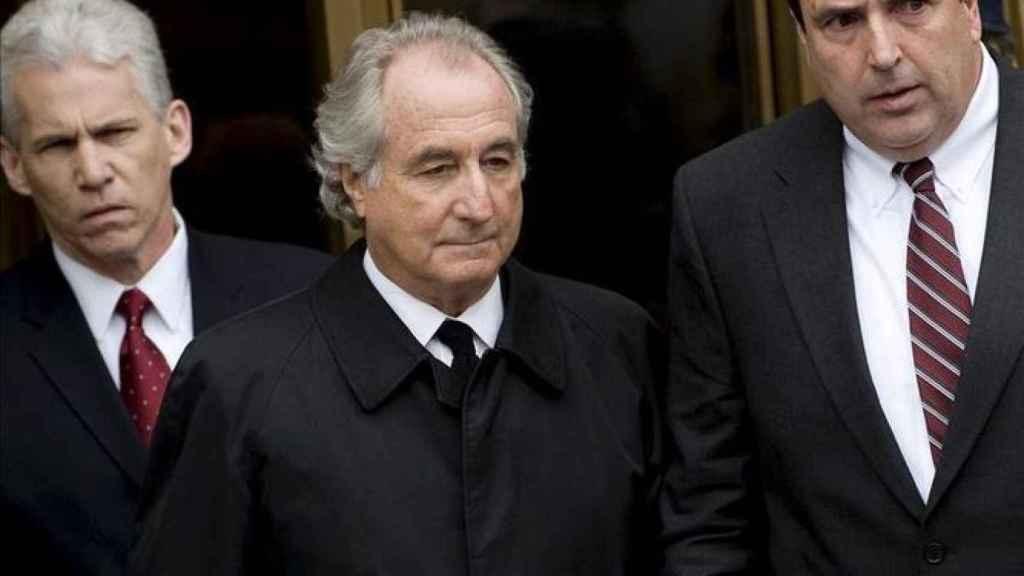 Bernard Madoff, responsable de la mayor estafa piramidal de EEUU.