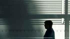 Merkel en una imagen de archivo en el Reichastag