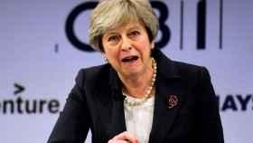 Theresa May en una imagen reciente