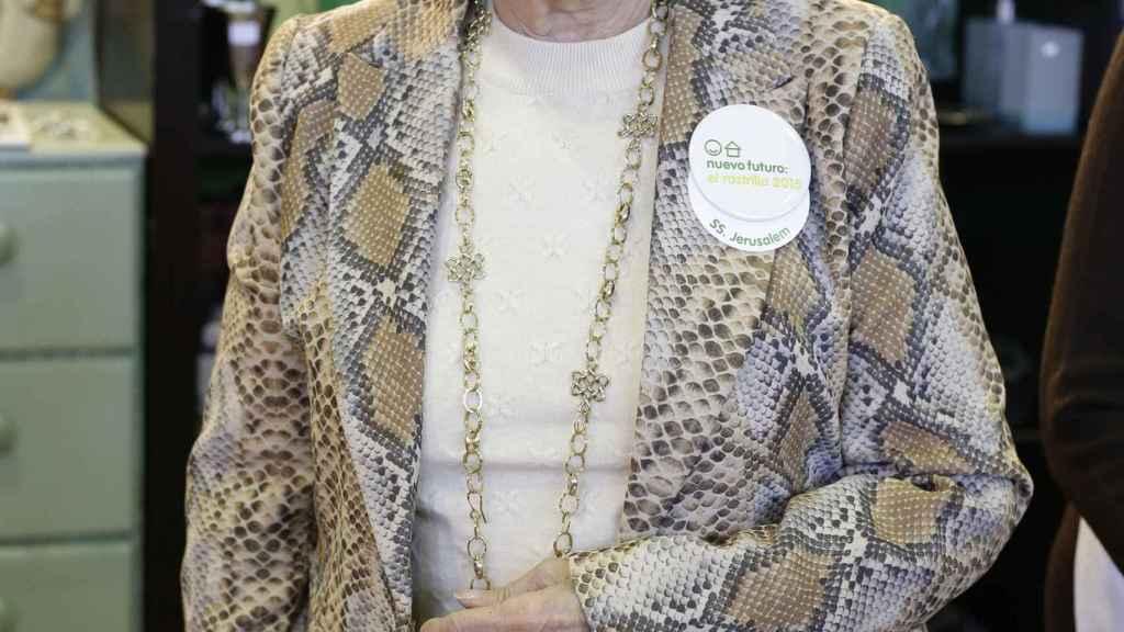 Carmen en una imagen de archivo.
