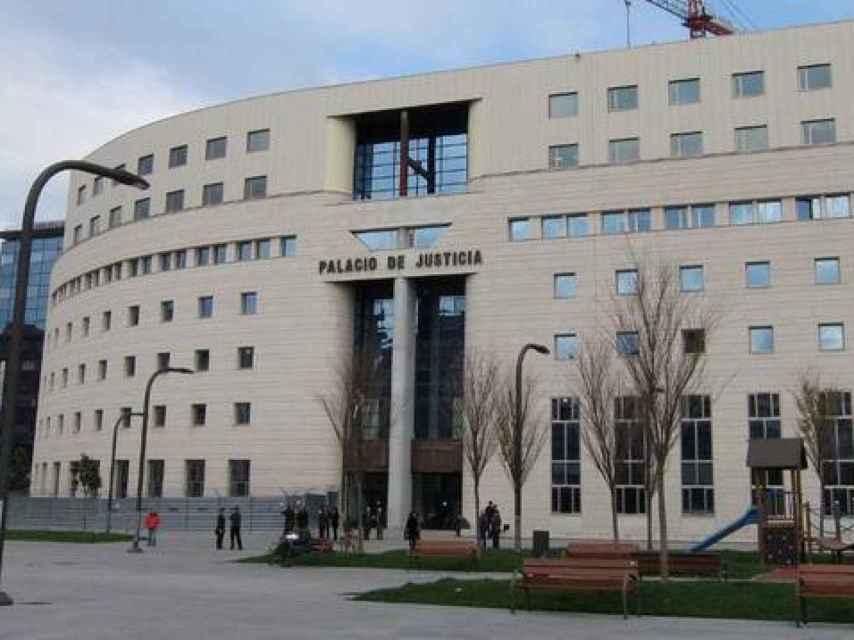 Sede de la Audiencia Provincial de Navarra.