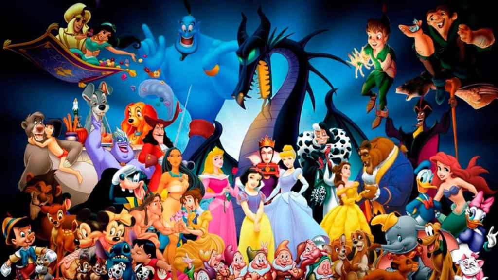 Universo Disney, en una imagen de archivo.