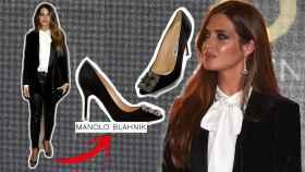 Sara Carbonero estrena zapatos de 860 euros