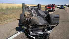 Zamora accidente cerecinos