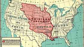 Luisiana, el cromo que cambiaron España, Francia y los EE.UU.