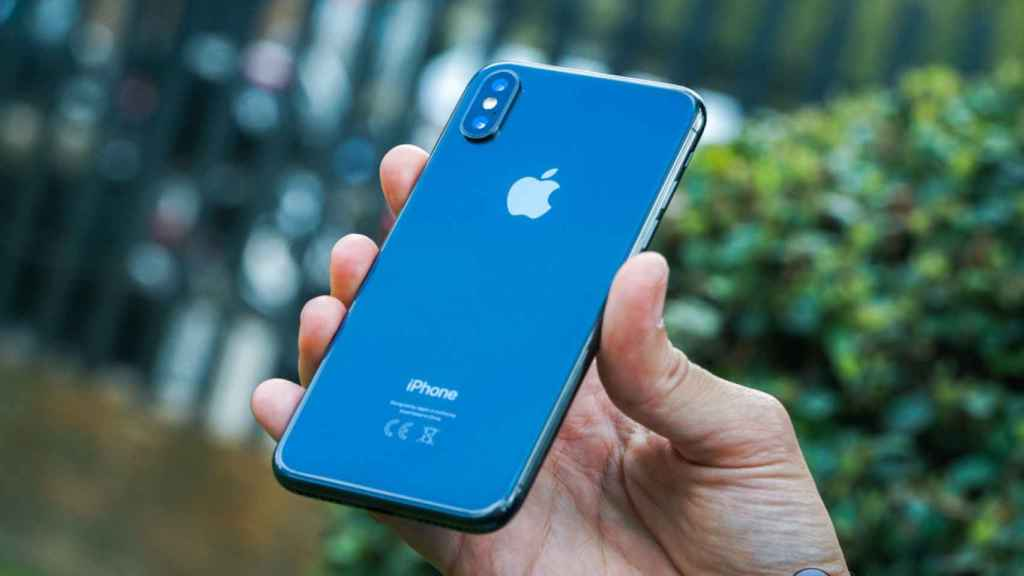 iPhone X omicrono-23