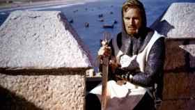 Charlton Heston en El Cid.