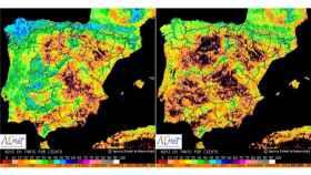 España, el 31 de octubre de 2014 y el mismo día de 2017.