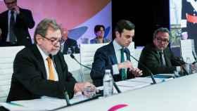 Junta general extraordinaria de accionistas de Prisa, en la que Cebrián formalizó su renuncia.