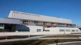Fachada principal de la nueva sede.