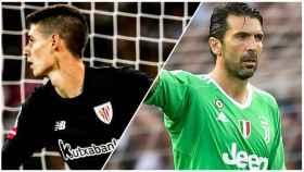 Kepa, el sustituto que la Juventus quiere para Buffon