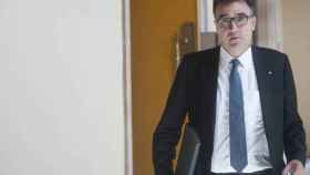 El exsecretario de Hacienda de la Generalitat de Cataluña, Lluis Salvadó.