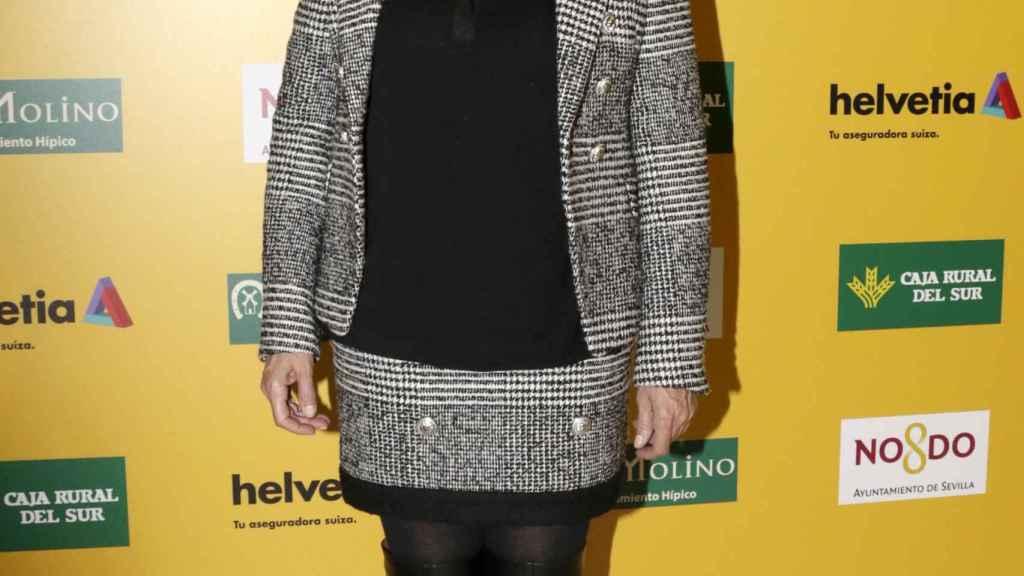 Carmen Martínez Bordiú en un evento reciente.