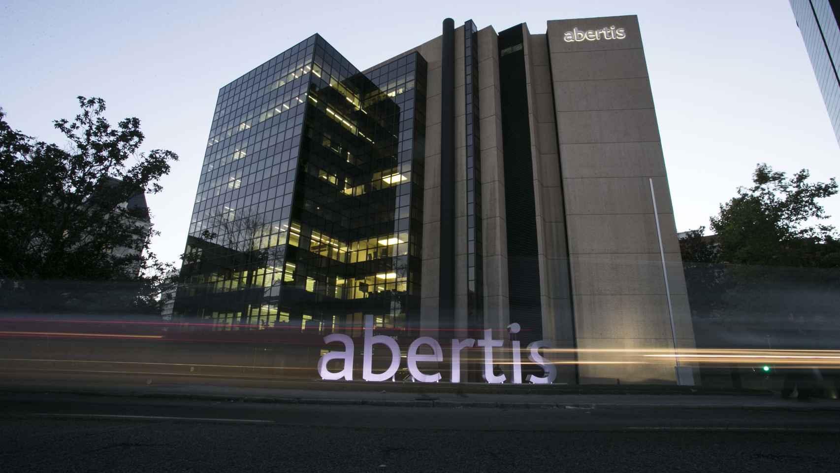 Sede de Abertis en Madrid.