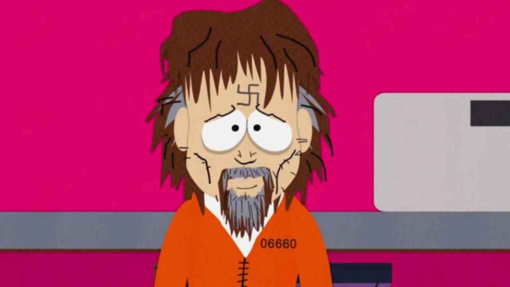 La Navidad en la que Charles Manson salió en 'South Park'