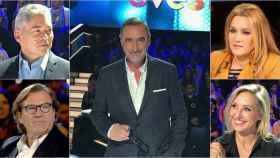 Las otras víctimas de la caída de Carlos Herrera en TVE