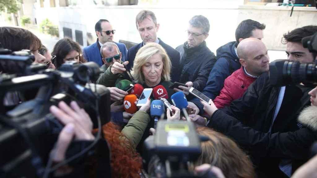 Dancausa dice al juez que la operación Mercamadrid fue buena para la empresa
