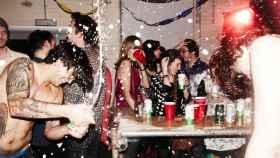 Las fiestas incluyen rituales con alcohol y sexo