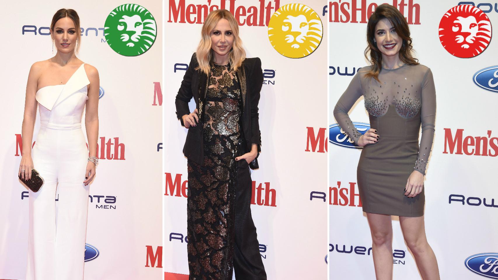 Las estrellas y estrellados en los premios Men's Health