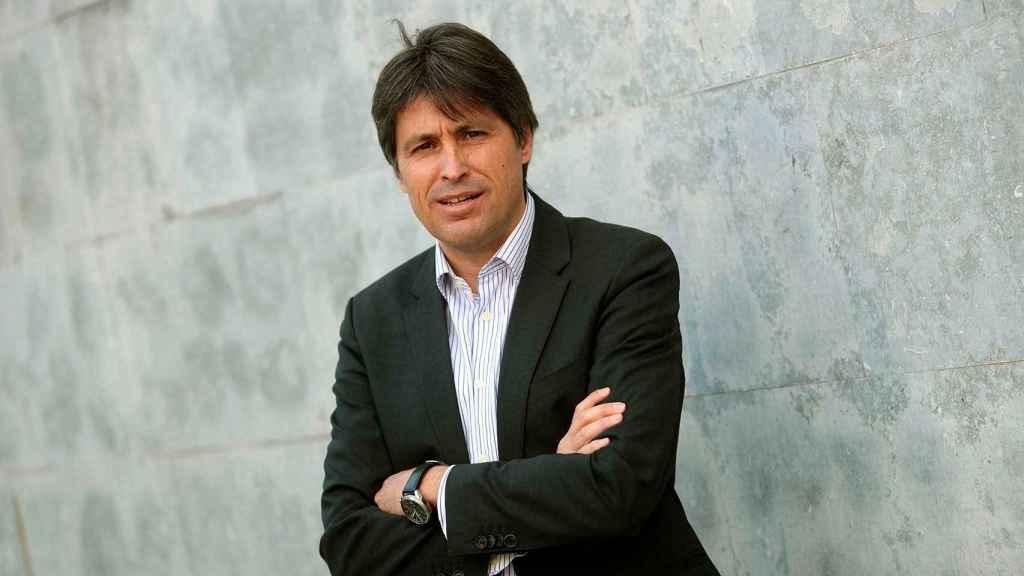 José Rosiñol, presidente de Sociedad Civil Catalana desde este mes de noviembre.