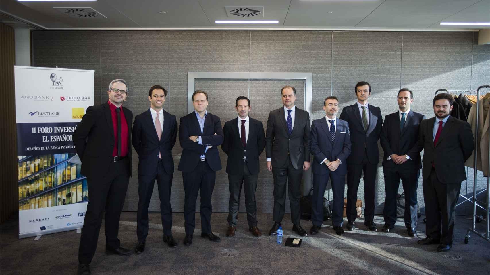 II Foro de Inversión en Madrid EL ESPAÑOL