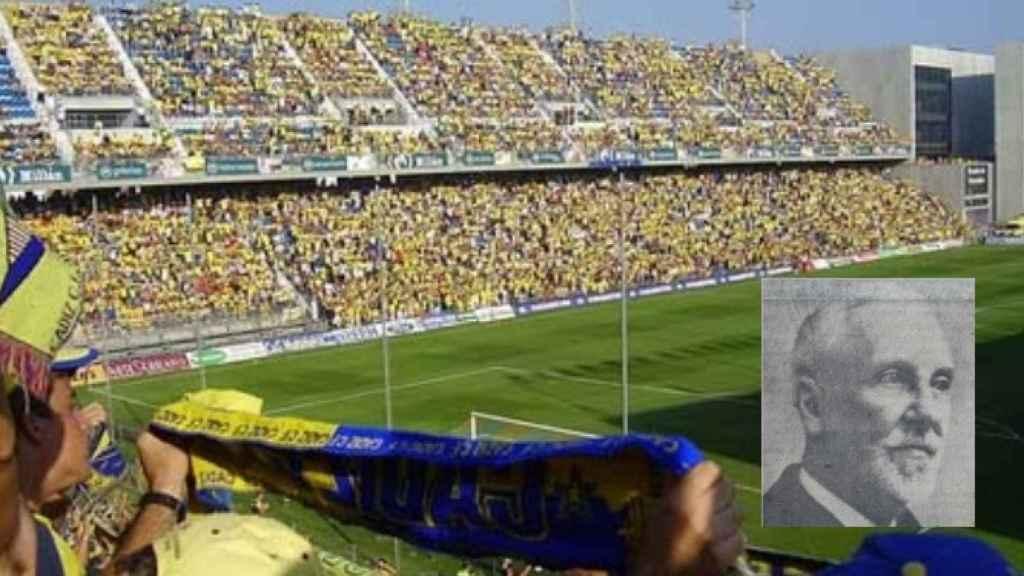 Ramón de Carranza, el exalcalde de Cádiz al que Kichi dejará sin estadio por franquista