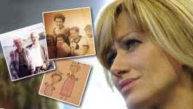 La presentadora de 'Espejo Público' está atravesando un mal momento con la muerte de su madre.