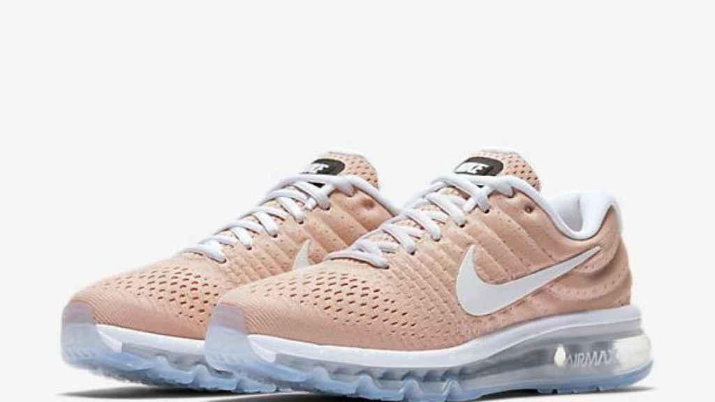 Las zapatillas de Georgina.