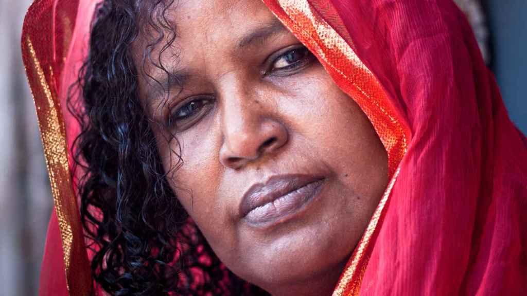 Asha se convirtió en activista contra la ablación cuando nació su primera hija
