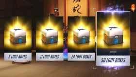 loot boxes micropagos videojuegos