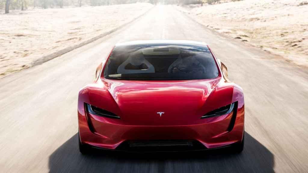Musk ha confirmado la opción más loca para el Tesla Roadster