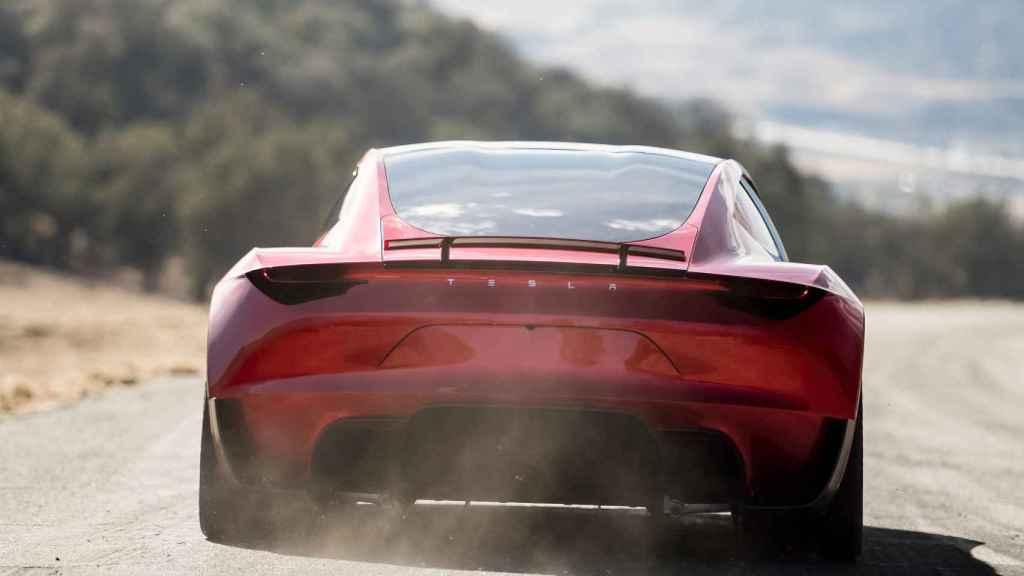 La aceleración del nuevo Tesla Roadster promete ser legendaria
