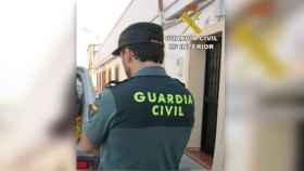 La Guardia Civil se ha hecho cargo del caso.